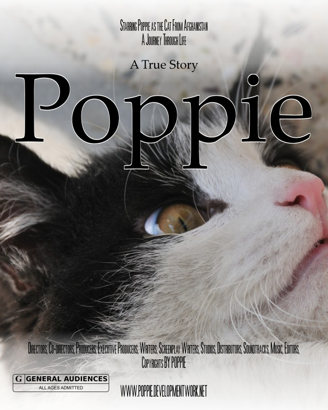 Poppie the movie - an epic journey through life